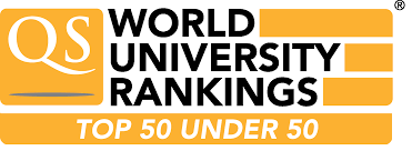QS World University Ranking - Top 50 under 50